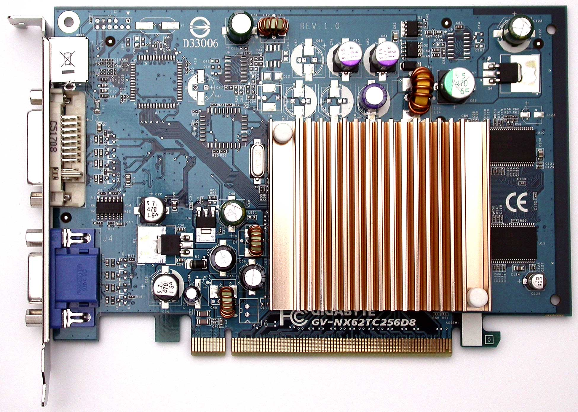 PCI-Express-graphics-board